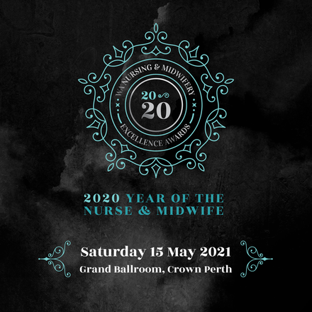 Banner: 2020 year of the nurse and midwife – Saturday 15 May 2021