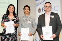 2020 Department of Health / Raine Medical Research Foundation Clinician Research Fellowship recipients