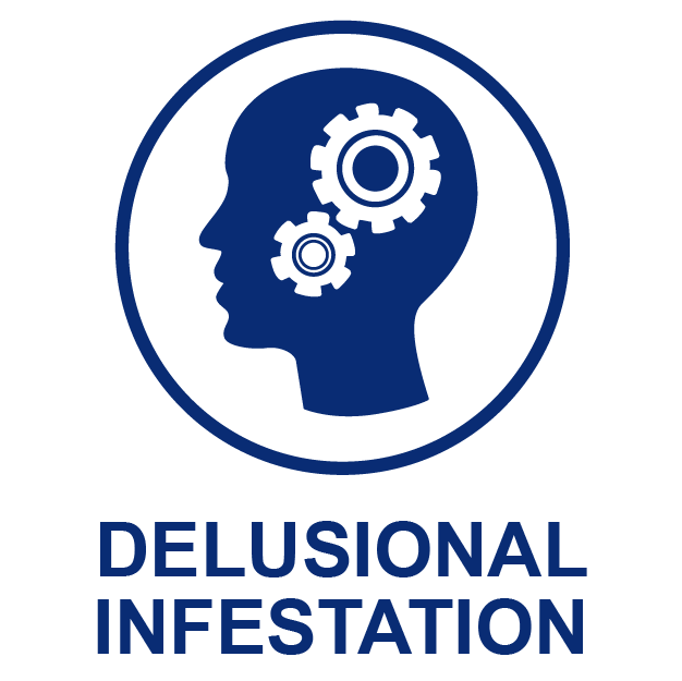 Logo: Delusional Infestation