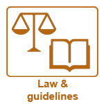 Logo: Law & guidelines