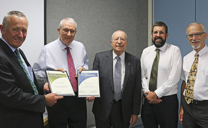 Signing off after 50 years of public service