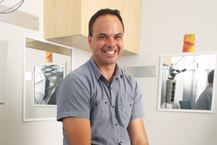 Dr Gareth Baynam, a clinical geneticist based at King Edward Memorial Hospital