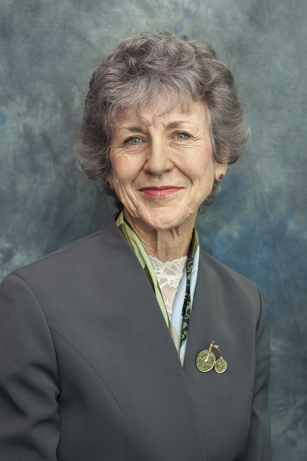 A photo of Anne Donaldson