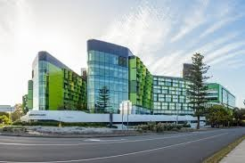 Perth Children's Hospital building