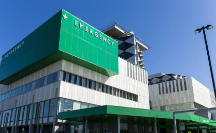 Fiona Stanley Hospital's emergency department