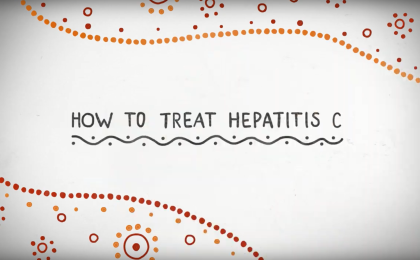 How to treat hepatitis C 2019 video