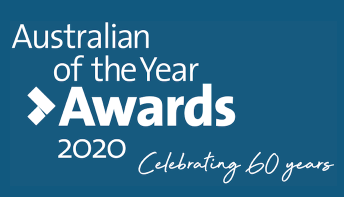 Banner: Australian of the Year Awards 2020 - Celebrating 60 years