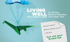 National Palliative Care Week logo