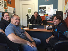 Julie Spratt, Cliff Collard and Tyra Thomas join Big Girl to talk about Strong Spirit Strong Mind campaign