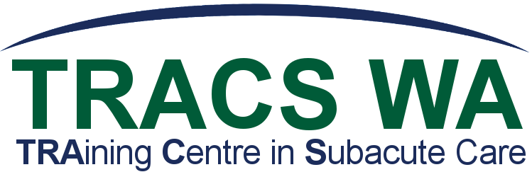 Logo: TRACS WA Training Centre in Subacute Care