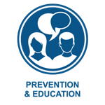 Icon: Links to WA Hepatitis C Strategy 2015–2018 – prevention and education