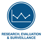 Icon: Links to WA Hepatitis C Strategy 2015–2018 – research, evaluation and surveillance