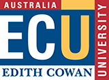 Logo: Edith Cowan University (ECU)